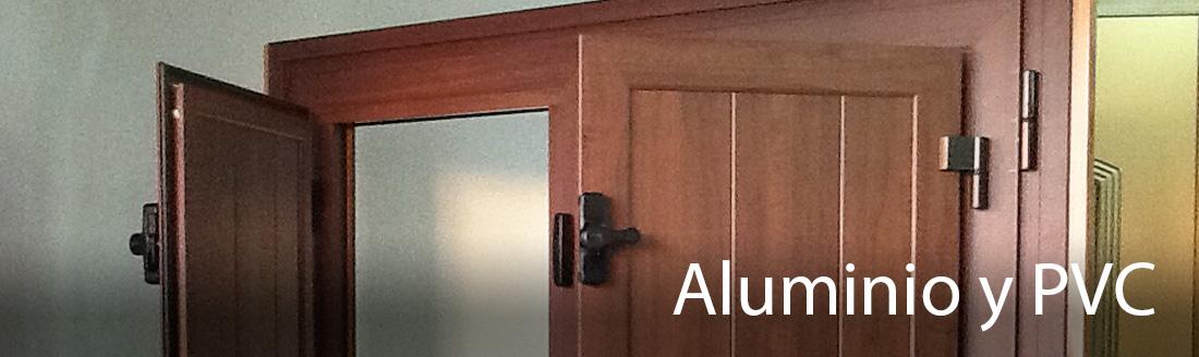 Carpinter a de aluminio en el burgo de osma francisco for Carpinteria de aluminio en vendrell